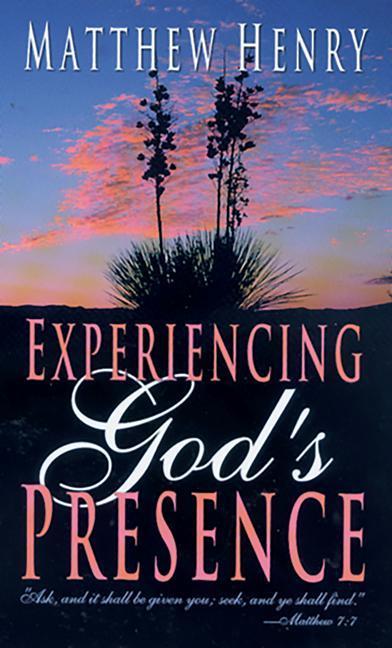 Experiencing God's Presence als Taschenbuch