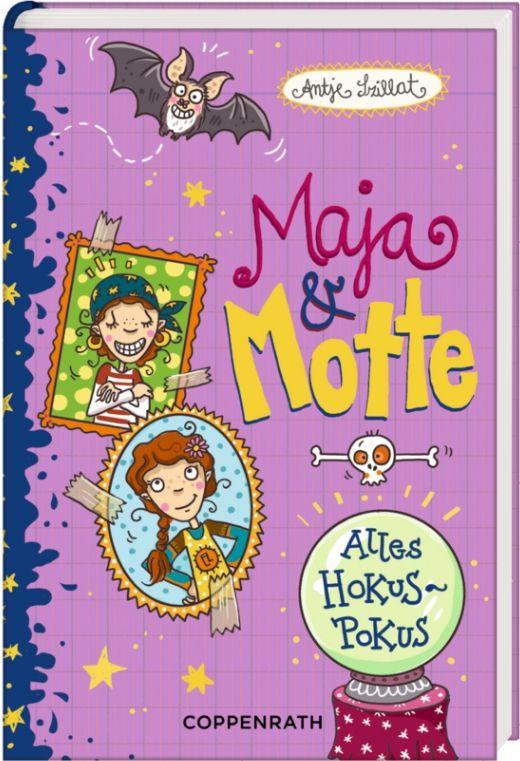 Maja & Motte (Bd. 6) als Buch von Antje Szillat