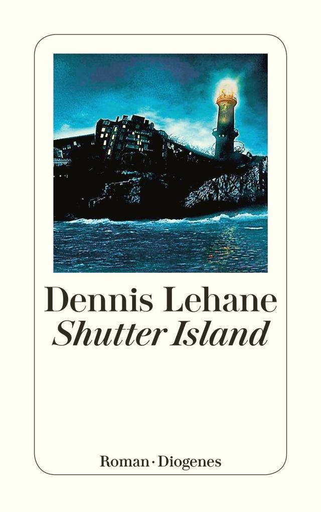 Shutter Island als Buch (kartoniert)