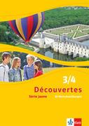 Découvertes Série jaune 3 und 4. 99 Wortschatzübungen