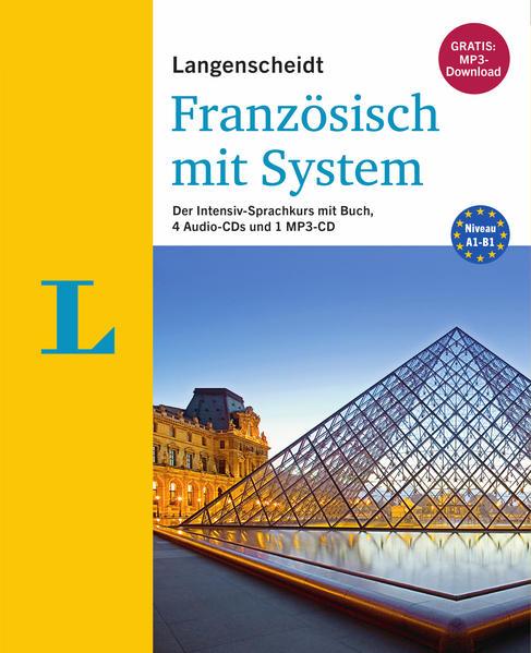 Langenscheidt Französisch mit System - Sprachkurs für Anfänger und Fortgeschrittene als Buch