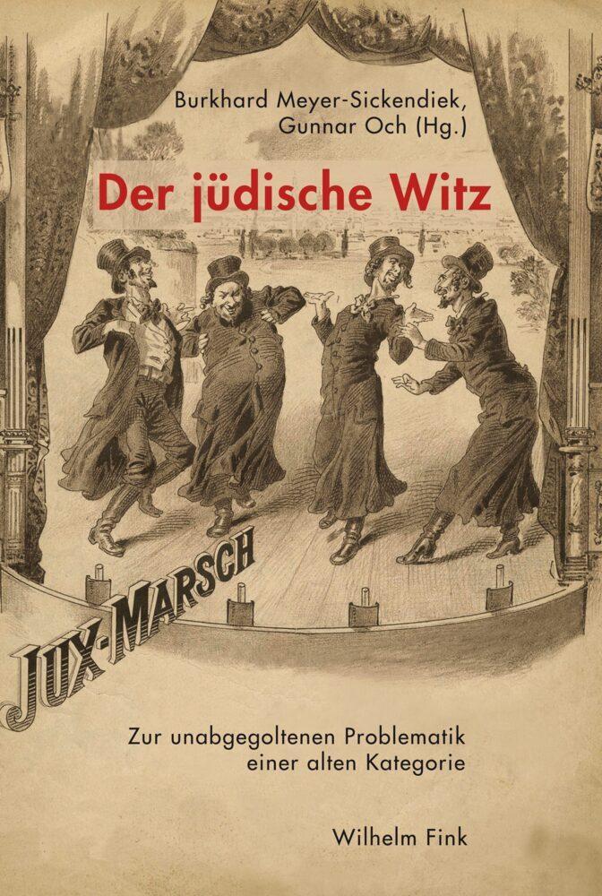 Der jüdische Witz als Buch von