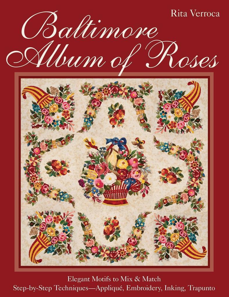 Baltimore Album of Roses als eBook Download von...