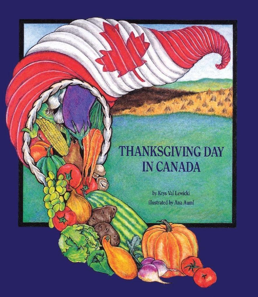 Thanksgiving Day in Canada als Taschenbuch