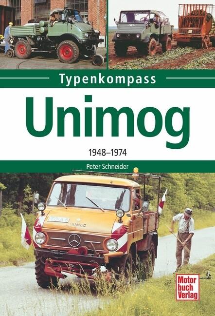 Unimog als Buch von Peter Schneider