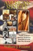 American Minute als Taschenbuch