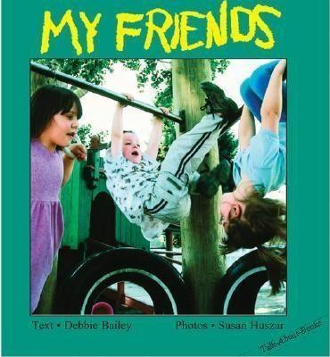 My Friends als Buch