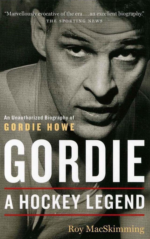 Gordie: A Hockey Legend als Taschenbuch