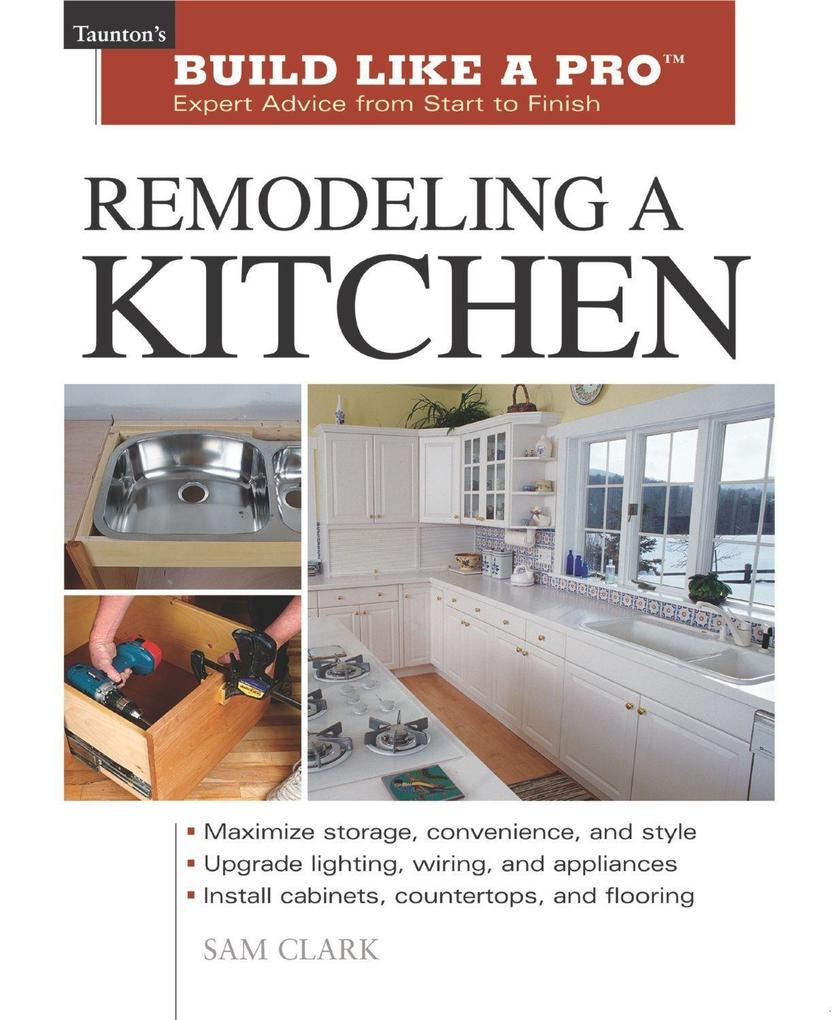 Remodeling a Kitchen als Taschenbuch