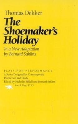 The Shoemaker's Holiday als Taschenbuch