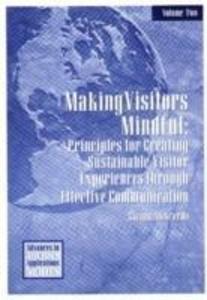 Making Visitors Mindful als Taschenbuch