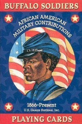 Buffalo Soldiers Card Game: African American Military Contributions 1866-Present als Spielwaren