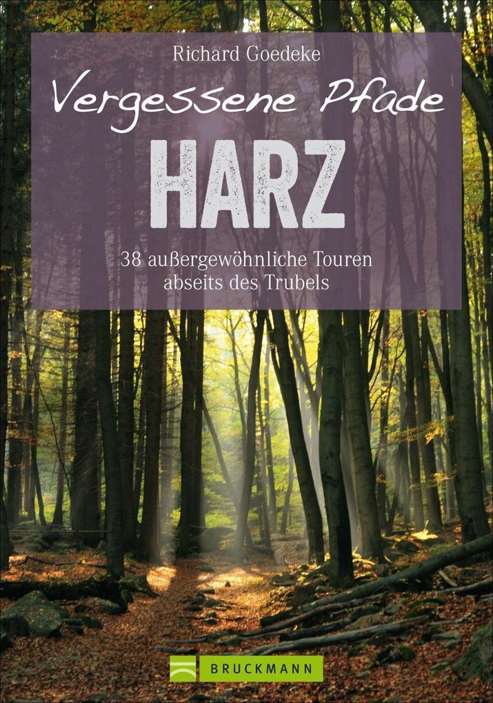 Vergessene Pfade im Harz als Buch von Richard G...