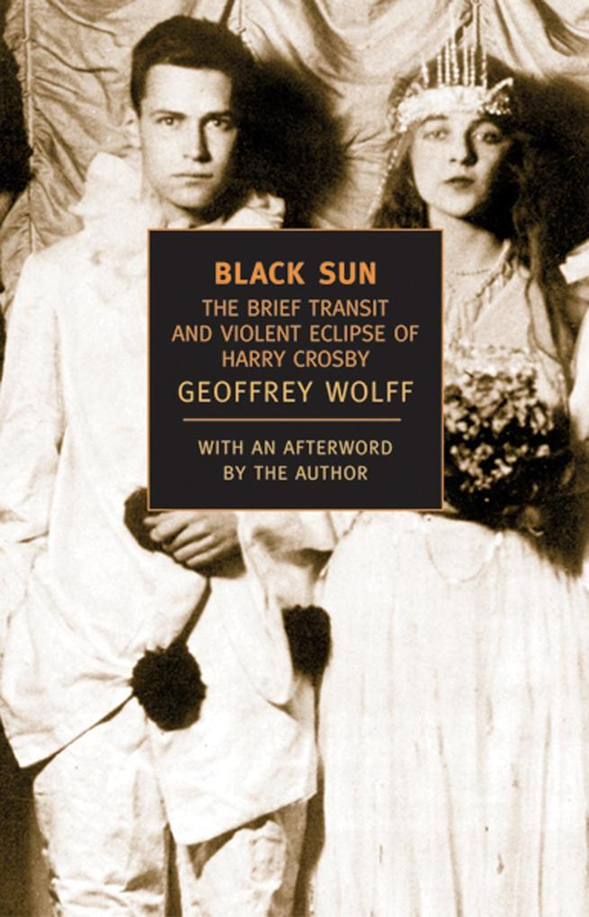 Black Sun: The Brief Transit and Violent Eclipse of Harry Crosby als Taschenbuch