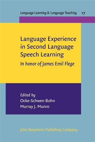 Language Experience in Second Language Speech L...