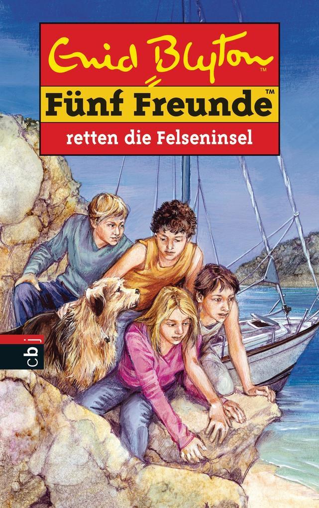 Fünf Freunde retten die Felseninsel als eBook D...