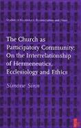 Church as Participatory Community als Taschenbuch