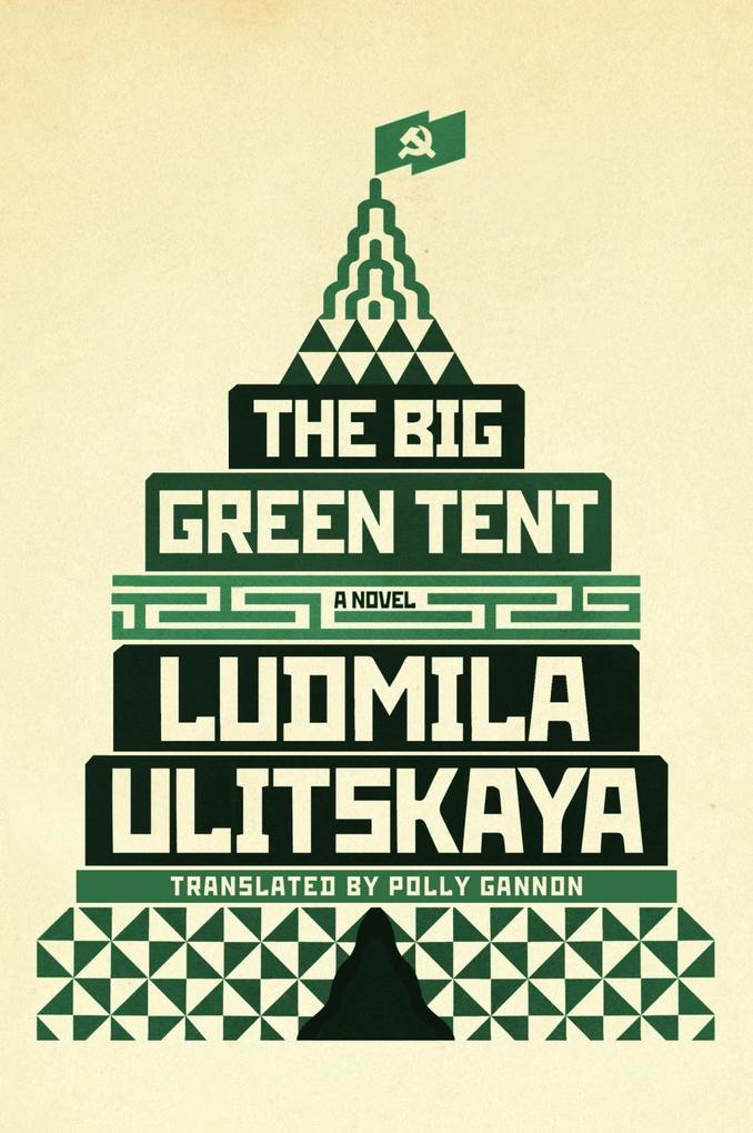 The Big Green Tent als eBook Download von Ludmi...