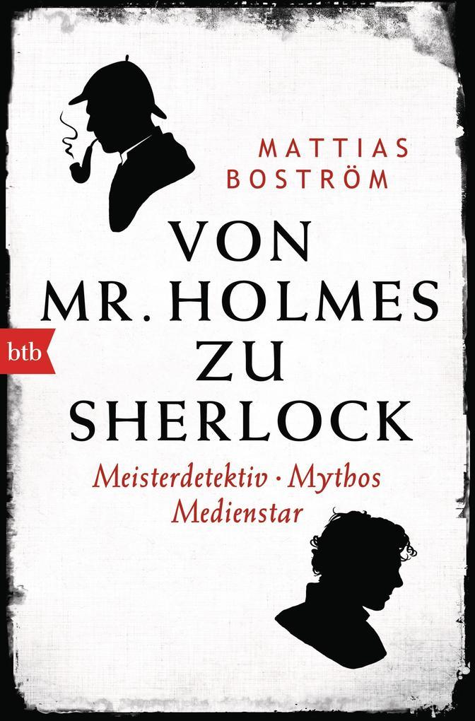 Von Mr. Holmes zu Sherlock als eBook