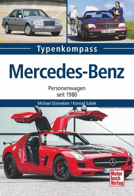 Mercedes-Benz als Buch