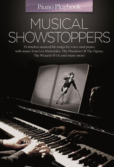 The Piano Playbook: Musical Showstoppers Pf Boo...