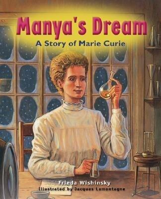 Manya's Dream: A Story of Marie Curie als Taschenbuch