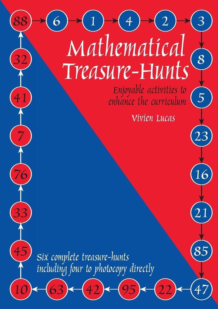 Mathematical Treasure Hunts als Taschenbuch