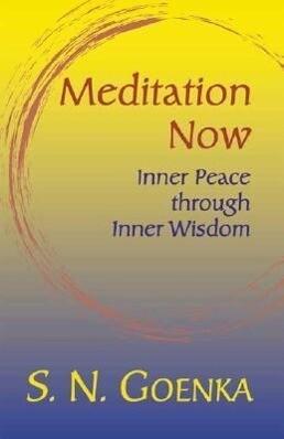 Meditation Now als Taschenbuch