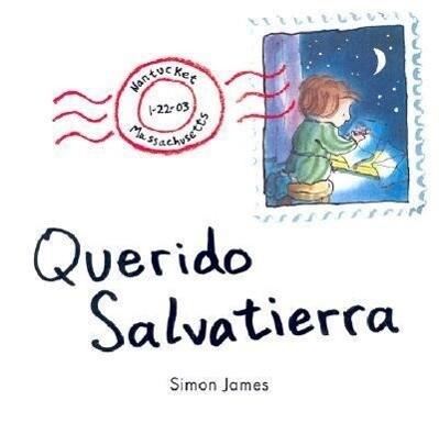 Querido Salvatierra = Dear Mr. Blueberry als Taschenbuch