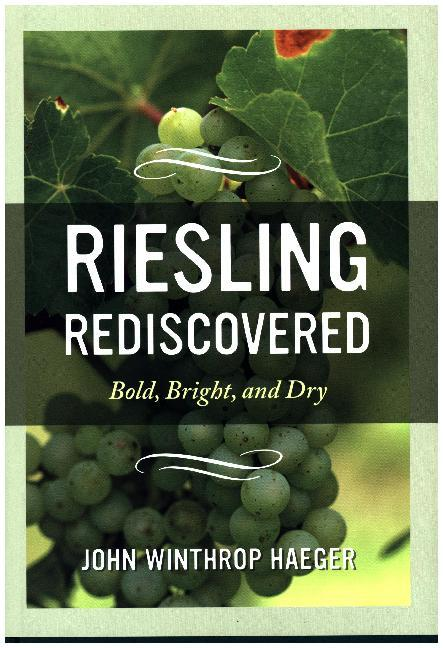 Riesling Rediscovered als Buch