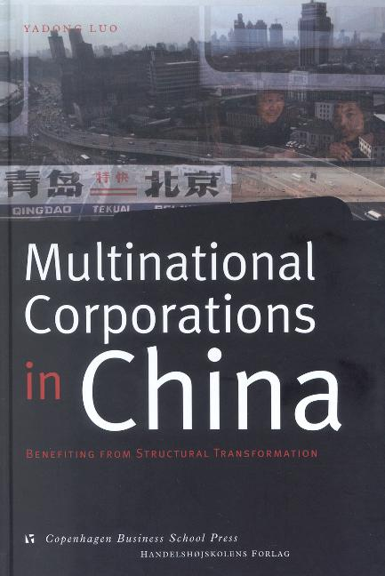 Multinational Corporations in China als Buch