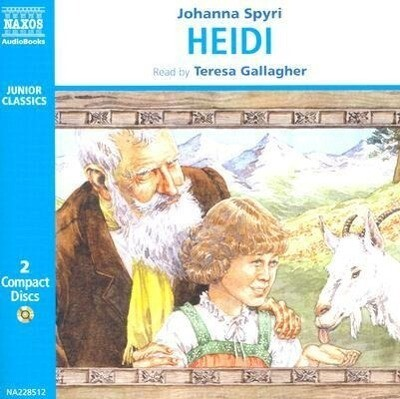 Heidi als Hörbuch