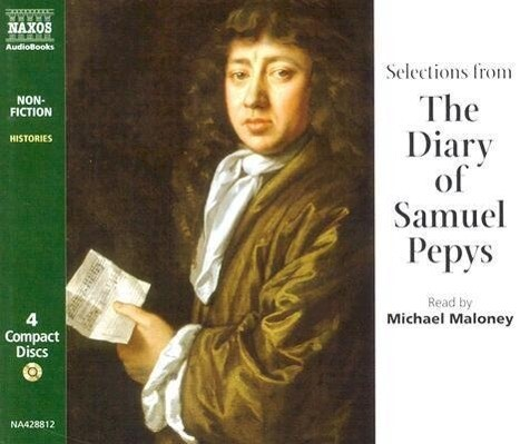 The Diary of Samuel Pepys als Hörbuch