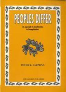 Peoples Differ als Taschenbuch