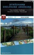 Outdoorkartan Schweden 22 Nynäshamn - Oxelösund - Arkösund 1 : 50 000