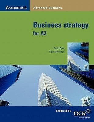 Business Strategy for A2 als Buch