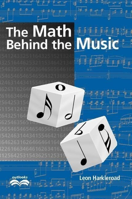 The Math Behind the Music [With CDROM] als Buch