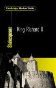 Shakespeare King Richard II als Buch