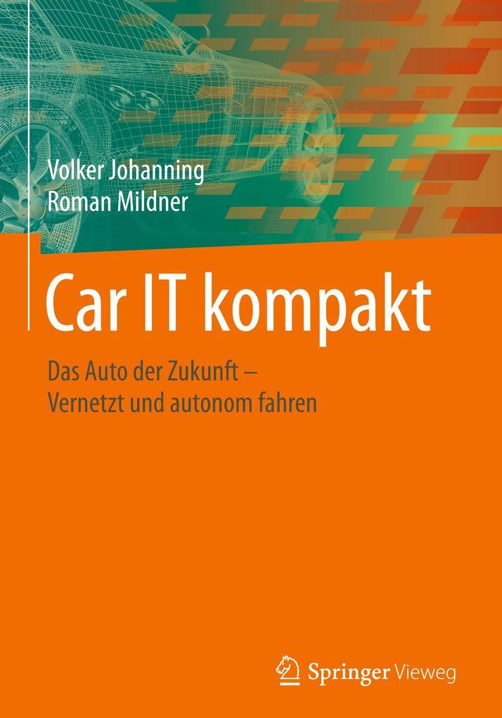 Car IT kompakt als Buch von Volker Johanning, R...