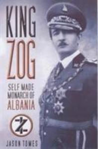 King Zog als Buch