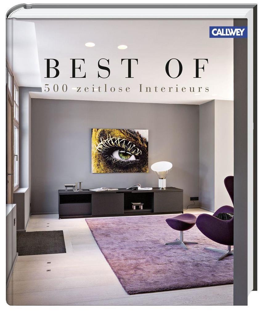Best of - 500 zeitlose Interieurs (Buch)