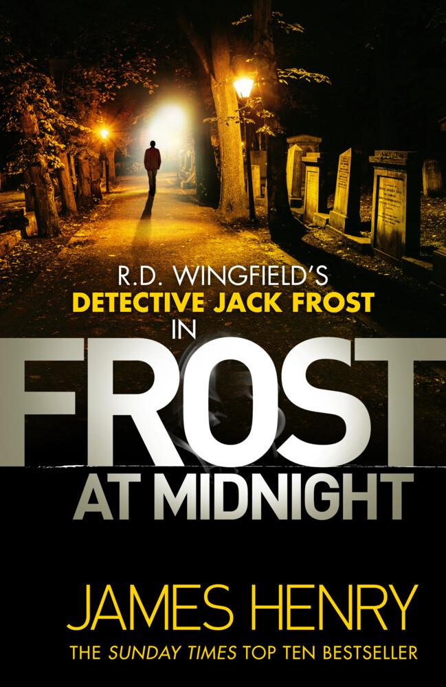 Frost at Midnight als Taschenbuch von James Hen...