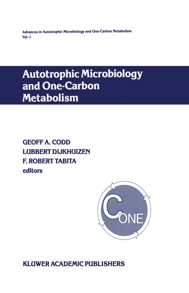 Autotrophic Microbiology and One-Carbon Metabolism als Buch