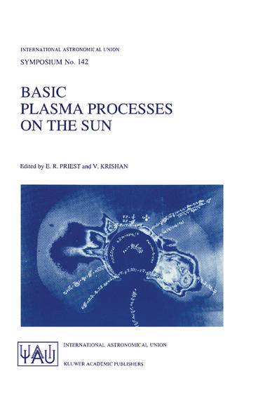 Basic Plasma Processes on the Sun als Buch