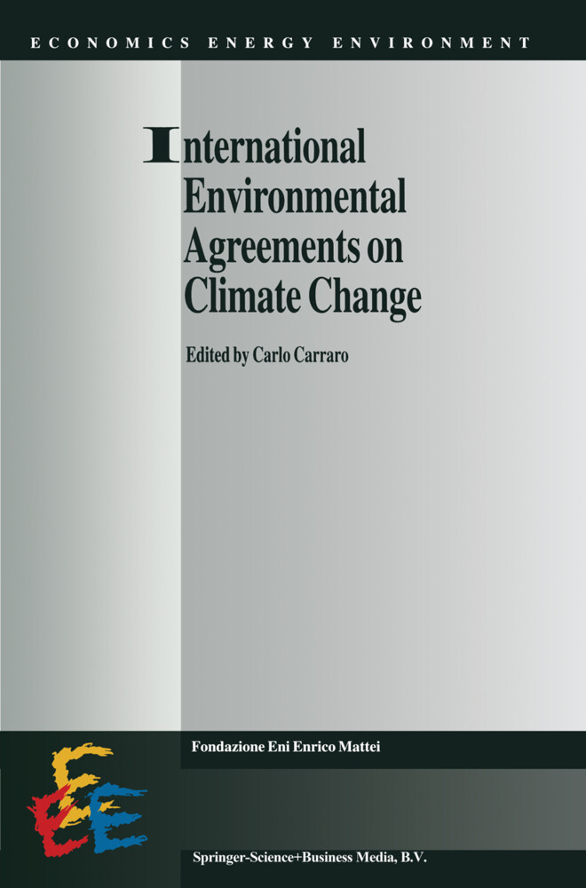 International Environmental Agreements on Climate Change als Buch