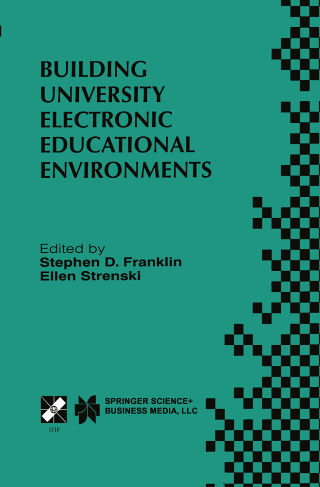 Building University Electronic Educational Environments als Buch