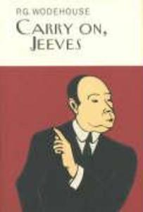 Carry On, Jeeves als Buch