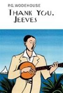 Thank You, Jeeves als Buch