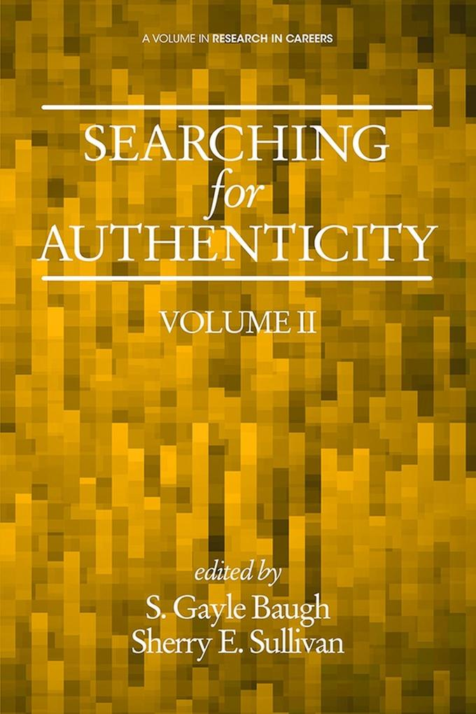 Searching for Authenticity als eBook Download von