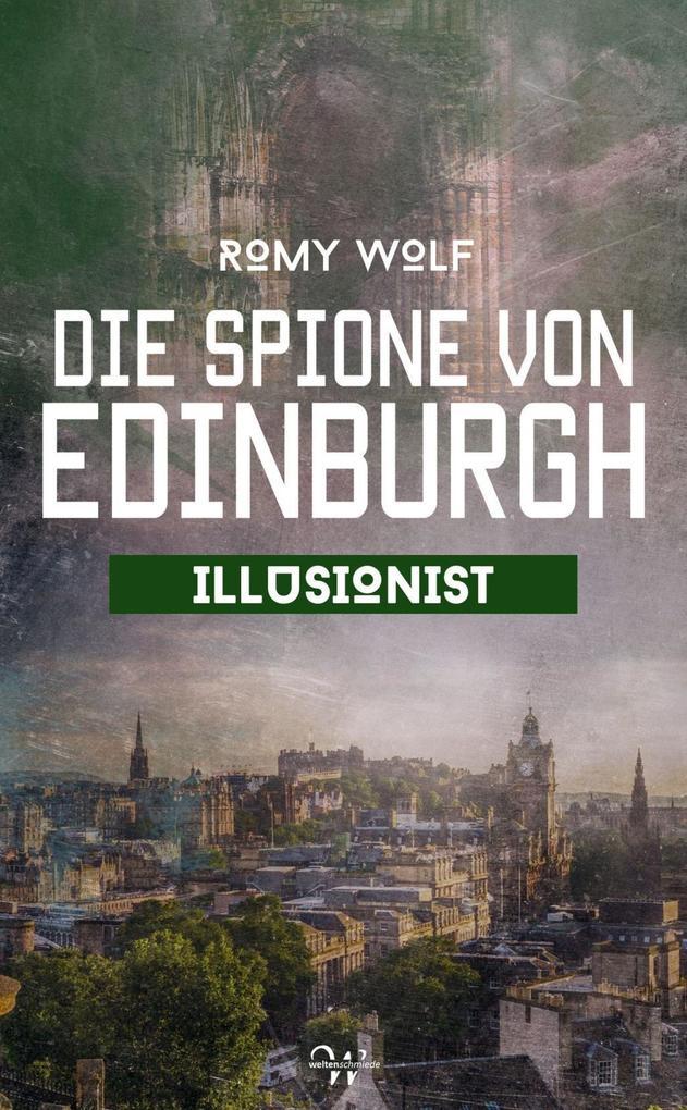 Die Spione von Edinburgh 4 als eBook